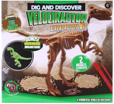 Набор для творчества Darvish Раскопки динозавра / DV-T-2056
