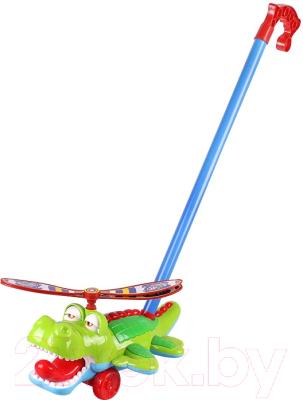 Игрушка-каталка Darvish Крокодил / DV-T-2072