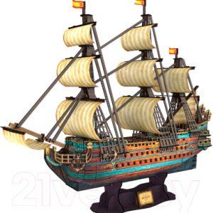 Сборная игрушка Darvish Корабль / DV-T-2208