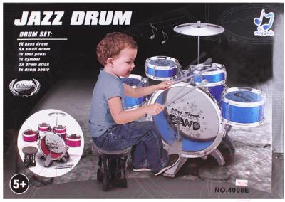 Музыкальная игрушка Darvish Барабанная установка / DV-T-2228