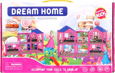 Кукольный домик Darvish Дом мечты / DV-T-2254