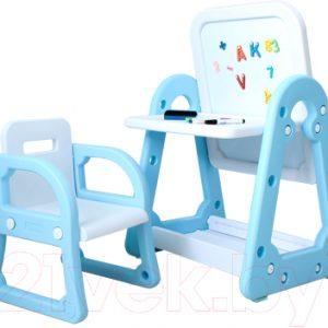 Комплект мебели с детским столом Darvish DV-T-2550