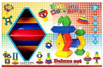 Развивающая игра Darvish Головоломка. Пирамидка / DV-T-2736