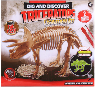 Набор для творчества Darvish Раскопки динозавра / DV-T-981