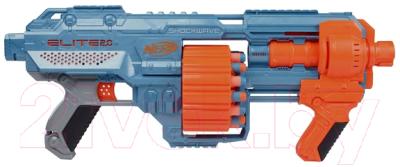 Бластер игрушечный Hasbro Нерф E2.0 Шоквэйв / E9527