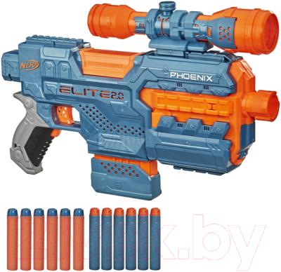 Бластер игрушечный Hasbro Нерф E2.0 Феникс / E9961