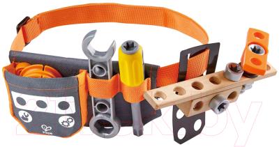 Набор инструментов игрушечный Hape Пояс / E3035-HP