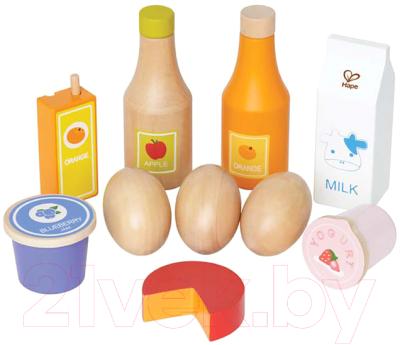 Набор игрушечных продуктов Hape Здоровое питание / E3108-HP