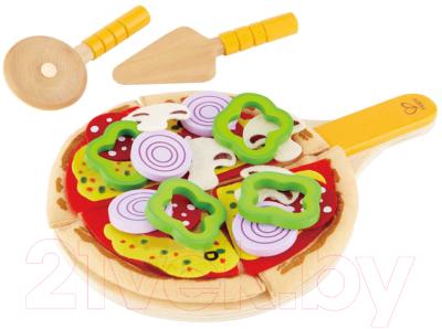 Набор игрушечных продуктов Hape Домашняя пицца / E3129-HP