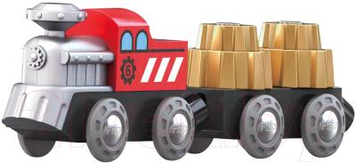 Элемент железной дороги Hape Зубчатый поезд / E3751-HP