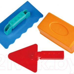 Набор игрушек для песочницы Hape Каменщик / E4064-HP
