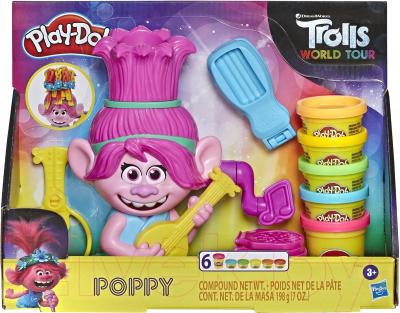 Набор для лепки Hasbro Тролли-Розочка / E70225L0