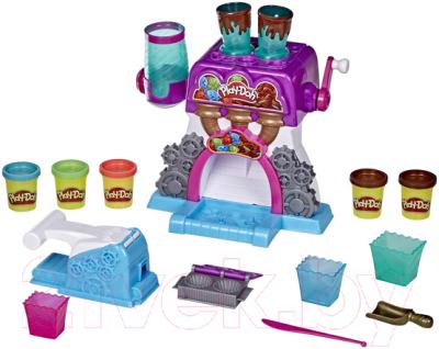 Детская кухня Hasbro Плей-до. Конфетная фабрика / E9844