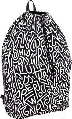 Школьный рюкзак Erich Krause EasyLine 16L Alphabet / 48541