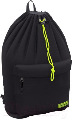 Школьный рюкзак Erich Krause EasyLine 16L Black&Yellow / 48549