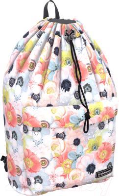 Школьный рюкзак Erich Krause EasyLine 16L Flower Cocktail / 48314