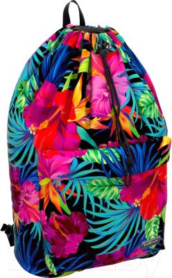 Школьный рюкзак Erich Krause EasyLine 16L Flowers / 46304