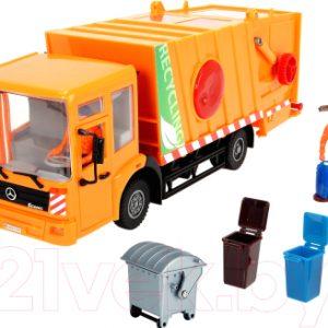 Мусоровоз игрушечный Dickie Econic City Service / 203748004