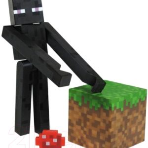Фигурка Minecraft Enderman. Странник края / TM16500