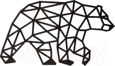 Сборная игрушка EWA Медведь