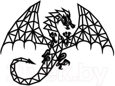 Сборная игрушка EWA Дракон
