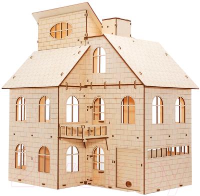 Сборная игрушка EWA Кукольный домик