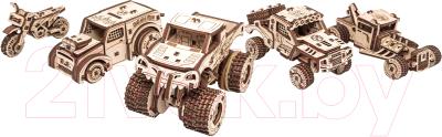 Сборная игрушка EWA Набор транспорта