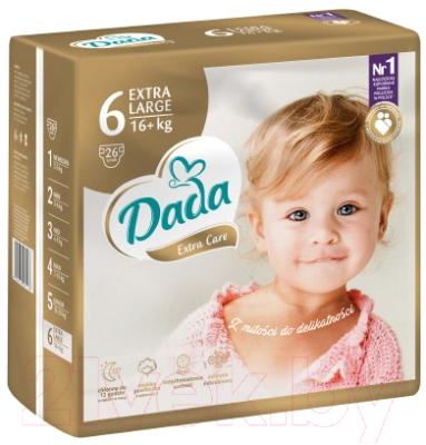 Подгузники детские Dada Extra Care Large 6