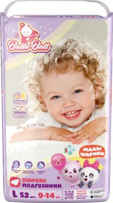 Подгузники детские Belle-Bell Extra Dry+ L 9-14кг / BD04