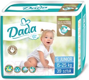 Подгузники детские Dada Extra Soft Junior 5