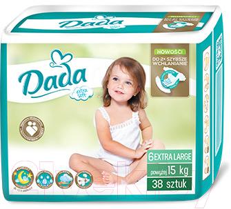 Подгузники детские Dada Extra Soft Large 6