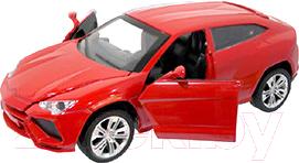 Автомобиль игрушечный Tiandu F1077-2