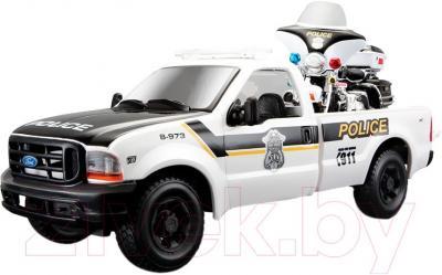 Автомобиль игрушечный Maisto Форд F-350 пикап / 32186