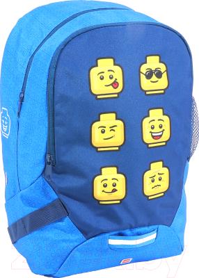 Школьный рюкзак Lego Faces / 10048-2006