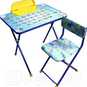 Комплект мебели с детским столом GalaXy Волшебный стол