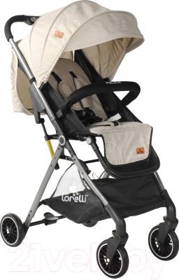 Детская прогулочная коляска Lorelli Felicia Beige / 10021461976