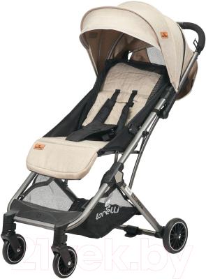 Детская прогулочная коляска Lorelli Fiona Dark Beige / 10021391976