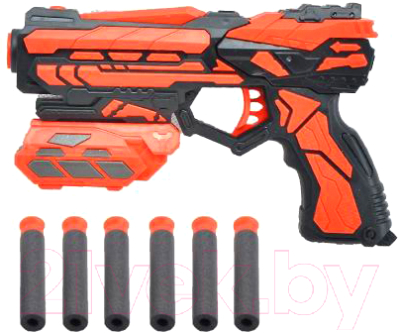 Бластер игрушечный Toys Боевой арсенал / FJ801B