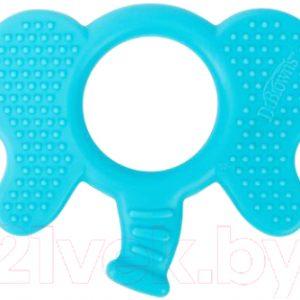 Прорезыватель для зубов Dr. Brown Flexees Слоненок / TE002