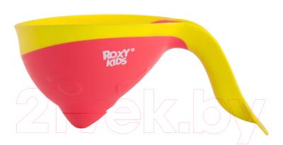 Ковшик для купания Roxy-Kids Flipper RBS-004-C с лейкой