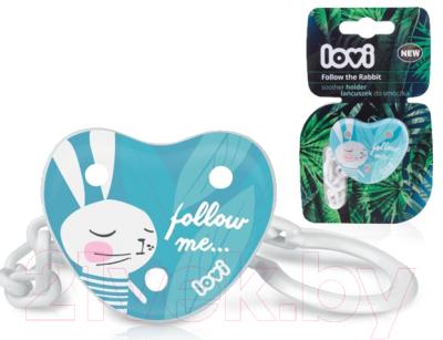 Держатель для пустышки Lovi Follow the Rabbit / 10/884