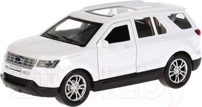 Автомобиль игрушечный Технопарк Ford Explorer / EXPLORER-WT