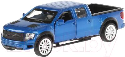 Автомобиль игрушечный Технопарк Ford F-150 SVT Raptor / 67329
