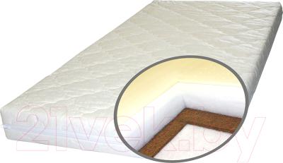 Матрас в кроватку Баю-Бай Forest Mix Light Ф-06 60x120