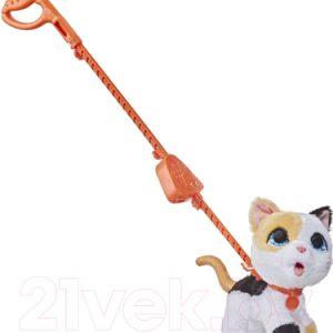 Мягкая игрушка Hasbro FurReal Friends Walkalots Большой котик / E8898