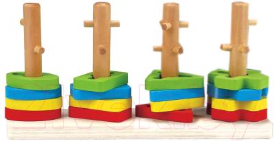 Развивающая игрушка Буратино Сортер Ключики / G0117