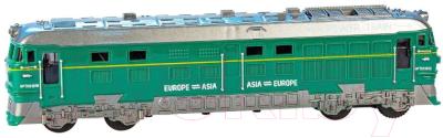 Элемент железной дороги Big Motors Поезд / G1717