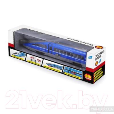 Элемент железной дороги Big Motors Экспресс-поезд / G1718