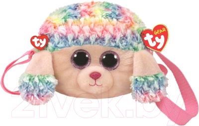 Детская сумка TY Gear Пудель Rainbow / 95105