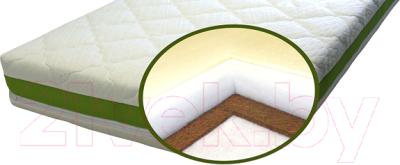 Матрас в кроватку Баю-Бай Green Mix Г-02 60x120
